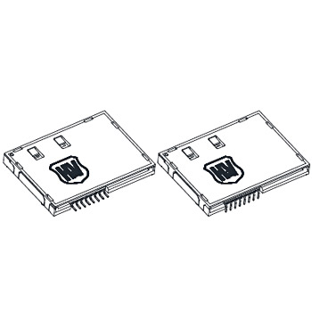 H&V SMART CARD CONNECTOR