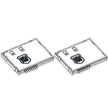 H&V SMART CARD CONNECTOR